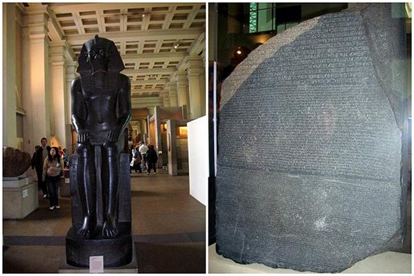 London Travel - British Museum