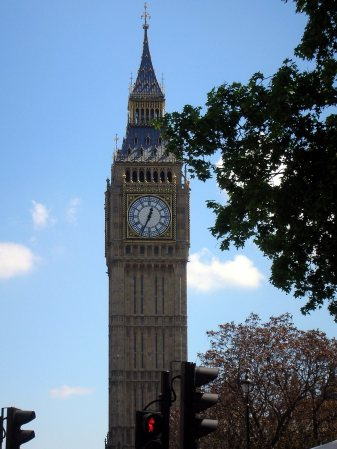 Traveling London - Big Ben