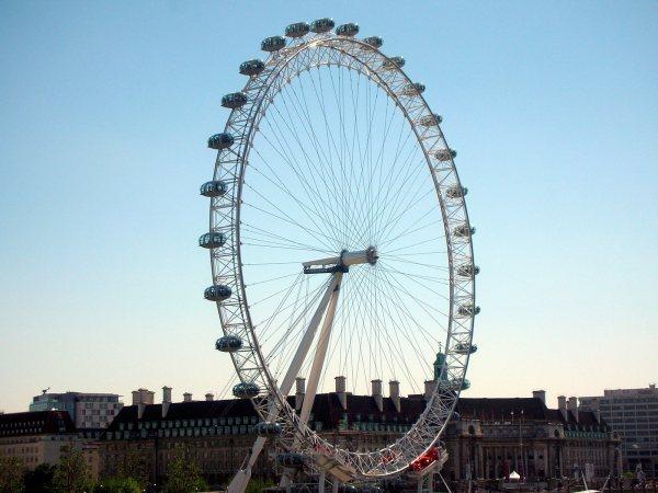 To Do in London - London Eye