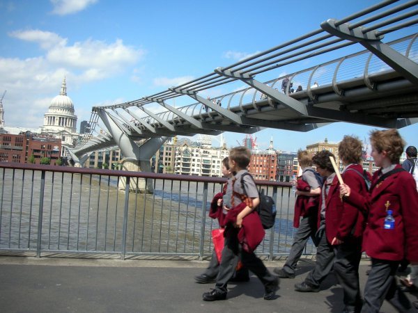 London Field Trip Hogwarts