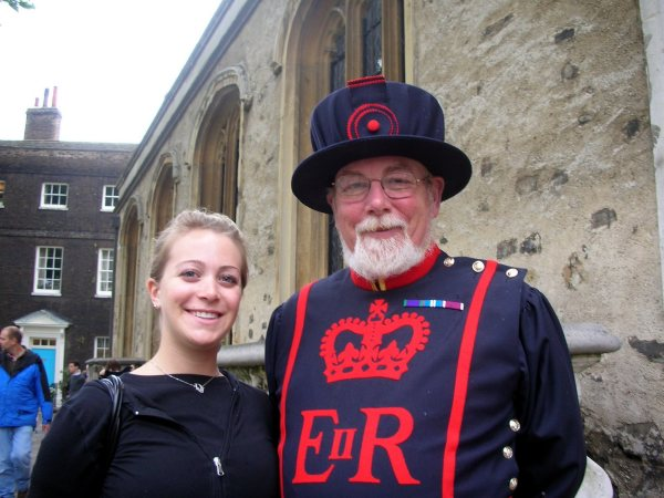Sightseeing Tower of London - Beefeater
