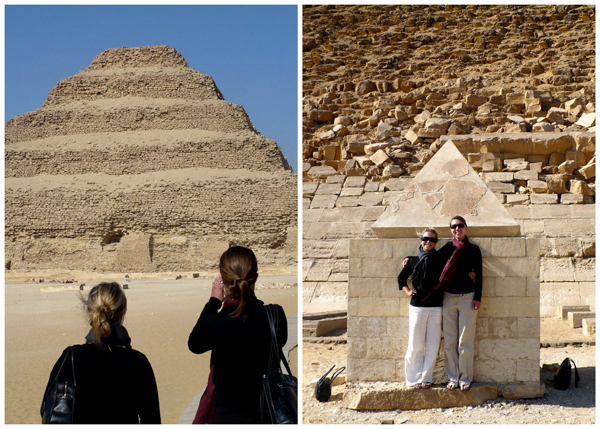 Cairo, Egypt, Part I - Exploring the Pyramids
