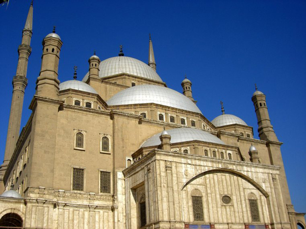 Spending a few days in Cairo, Egypt :: The citadel