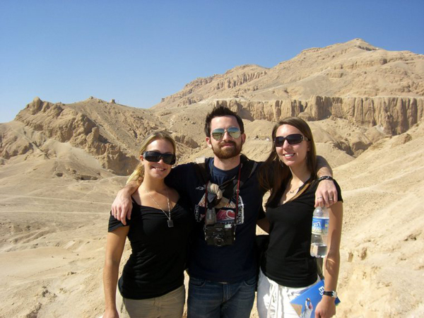 Visiting Luxor, Egypt - Valley of Queens