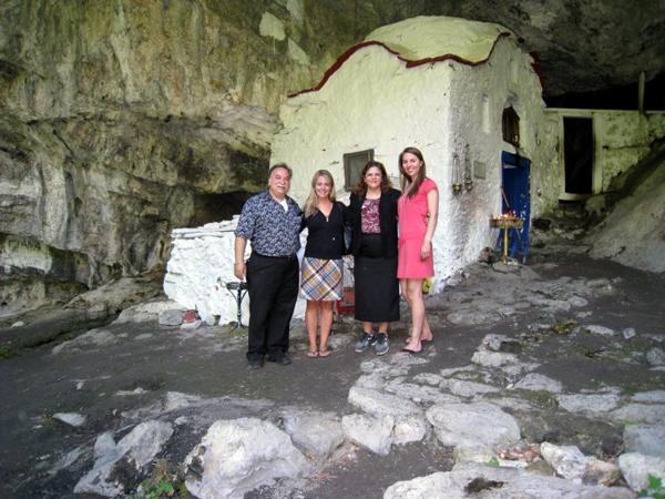 Greek Road Trip - Mount Olympus - Monastery