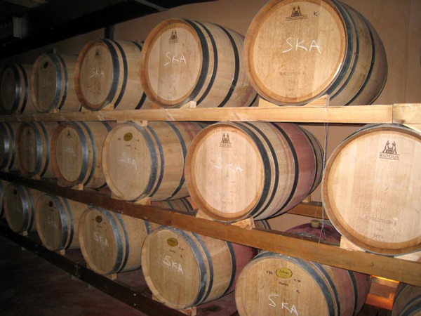 Exploring Crete, Greece - Boutari Winery