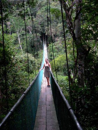 Jungle Trek - Flores Guatemala