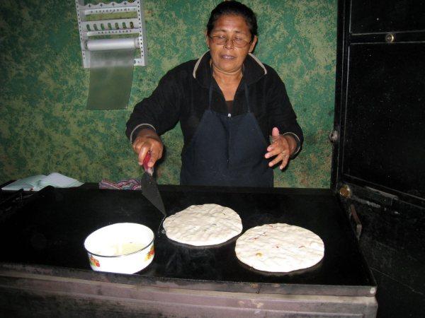 Pupusas Antigua, Guatemala