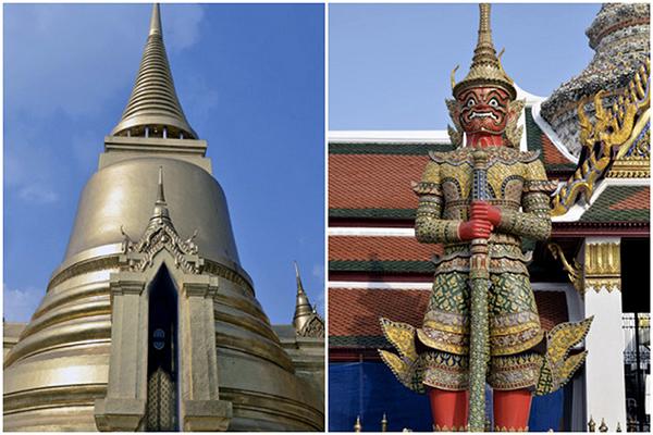 Reclining Budda Bangkok Thailand | Running Blonde