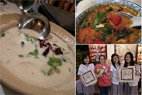 Cabbages and Condoms Thailand Bangkok | Running Blonde