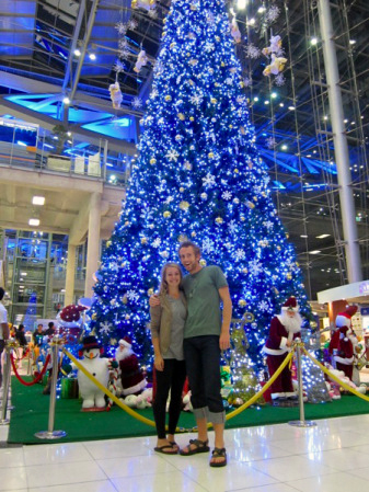 Bangkok Airport Bangkok Thailand | Running Blonde