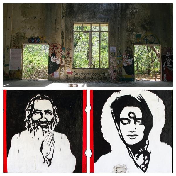 Beatles ashram 2