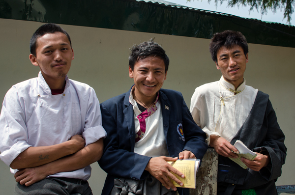 Volunteering at the Tibetan Children's Village