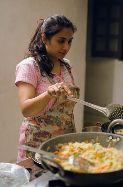 Punjabi Cooking Amritsar India