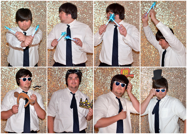 Cheap and Easy Wedding Photobooth + Free Photobooth Instructions Printable
