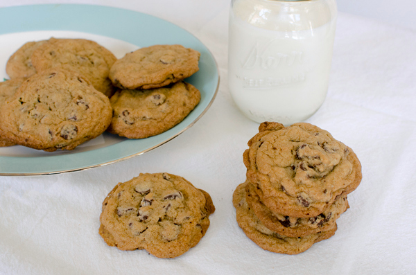 The Best Chocolate Chip Cookie Recipe Ever - from Tate's Bakeshop
