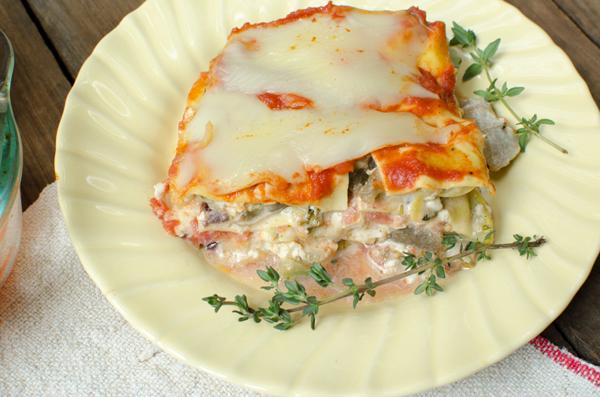 Best Vegetarian Lasagna Recipe