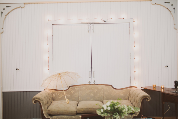 Wedding Details - Lounge from Thrift Stores Finds