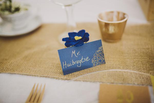 Wedding Details - Handmade Place Cards