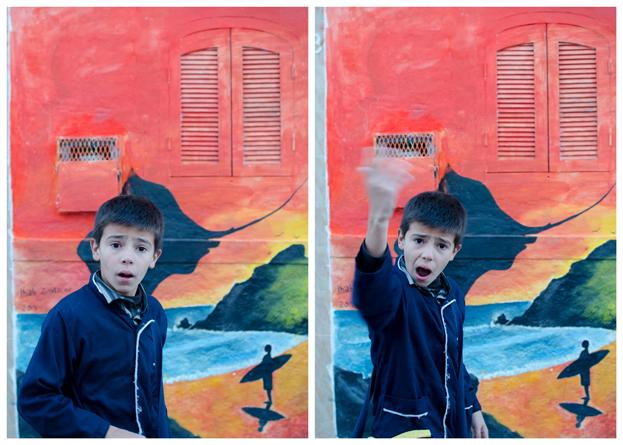Morocco Honeymoon :: Asilah, Morocco - Artist Murals