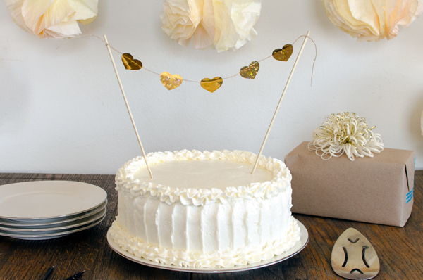 Your Favorite Recipes of 2013 :: Rustic Wedding Cake
