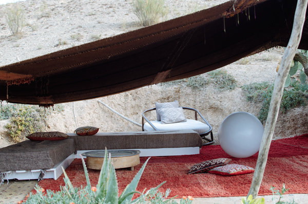 Marrakech, Morocco :: Glamping at La Pause Desert Oasis