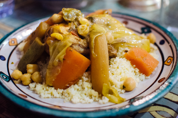 Morocco Honeymoon :: Tissemlal Restaurant - Chefchaouen Morocco