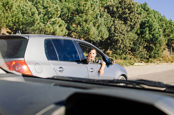 Morocco Honeymoon :: Driving from Chefchaouen to El Hoceima