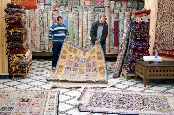 Buying Carpets in Morocco - Our Experience
