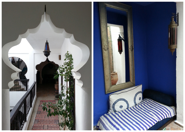 Morocco Honeymoon :: Stay at Riad Yazid - Chefchaouen Morocco