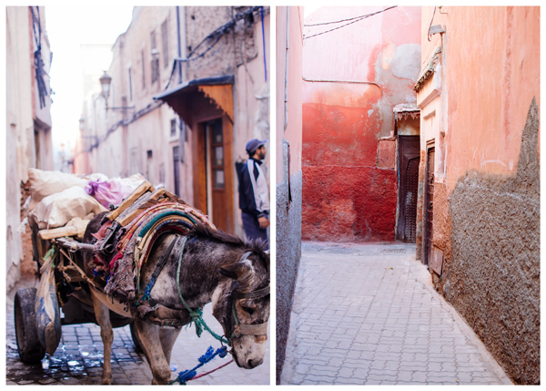 Travel Guide :: Exploring the souks in Marrakech Morocco