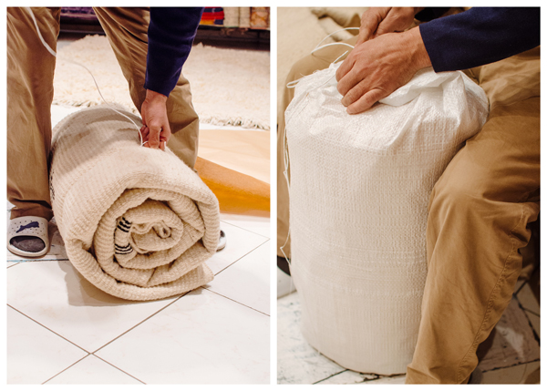 Our Experience Buying Carpets in Morocco