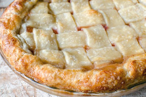 Peach Pie Recipe with All Butter Pie Crust
