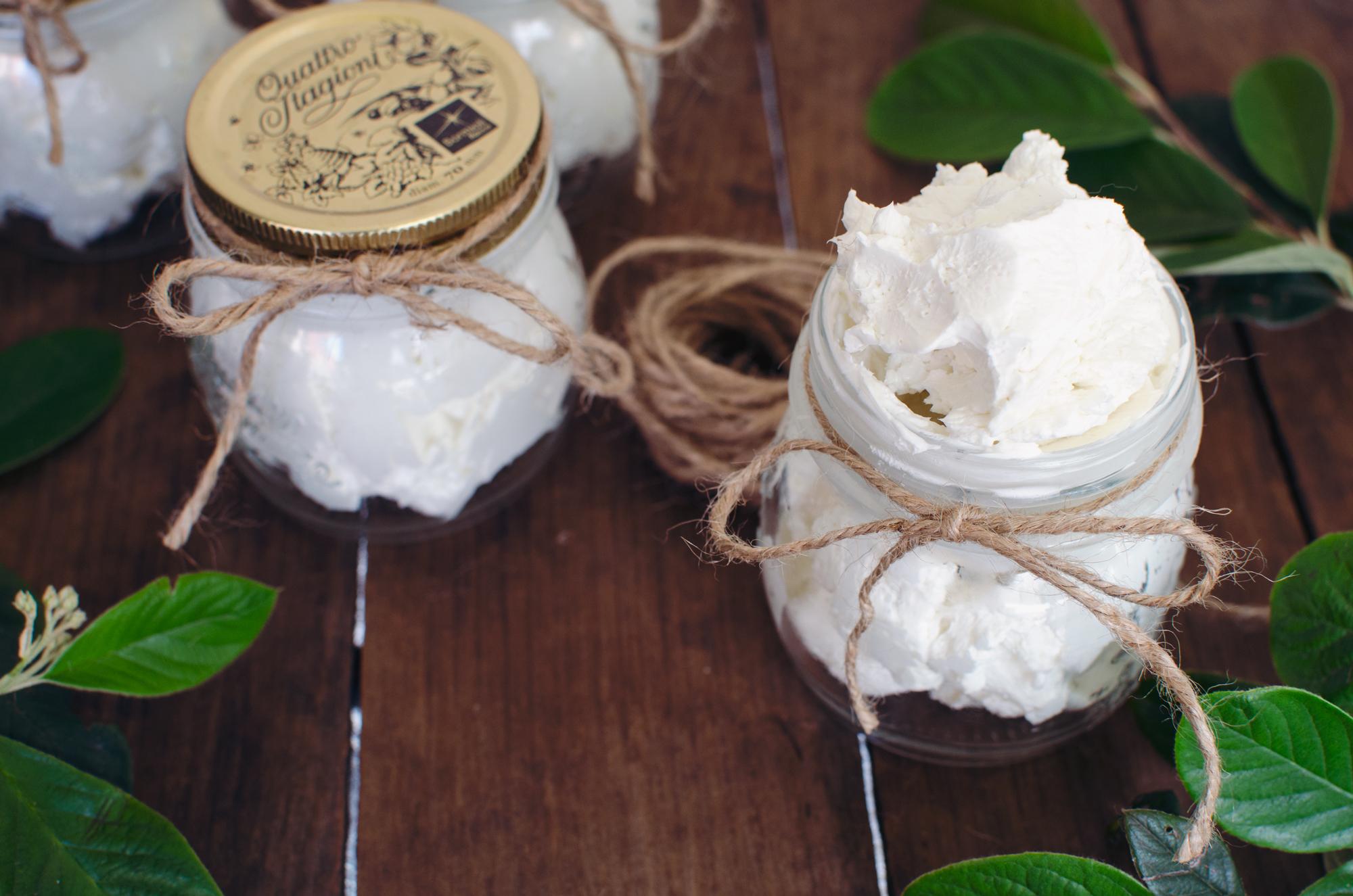 Homemade Whipped Body Butter - best homemade beauty recipe