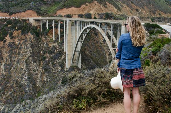 A Weekend in Big Sur, California - Bixby Bridge