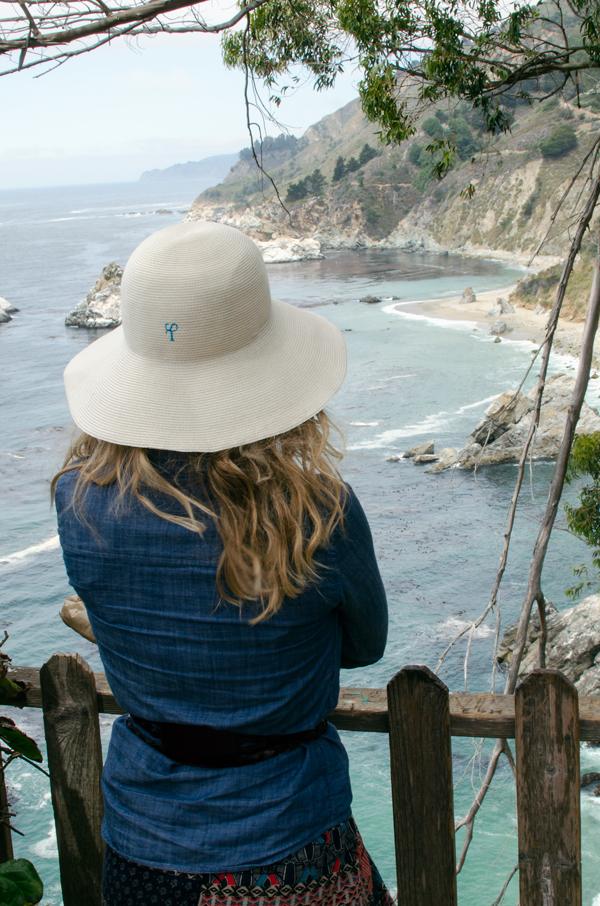 A Weekend in Big Sur - Julia Pfeiffer Burns State Park