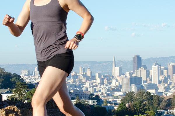 Half Marathon Training + Jawbone Up24 Review