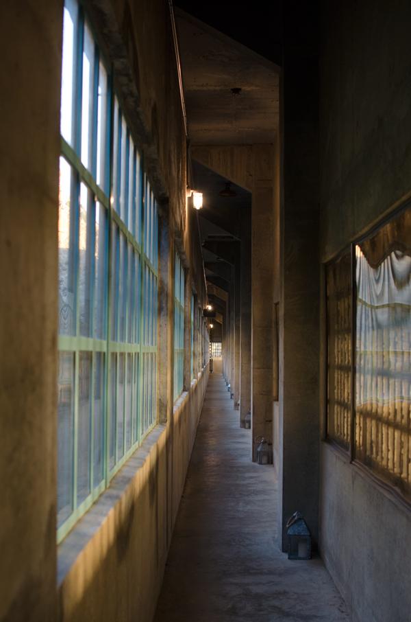 Hallways of Alcatraz Night Tour