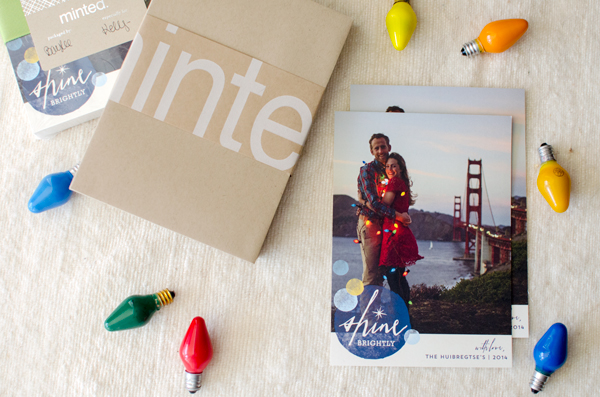 Photo Holiday Cards from Minted