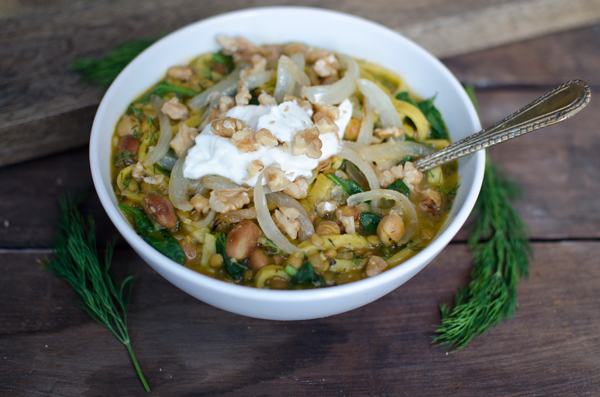 New Year's Soup Recipe - Hearty, healthy and delicious