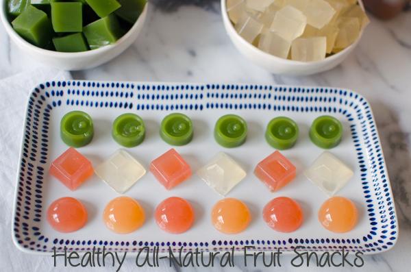 Best of 2014 // Fancy Homemade Fruit Snacks