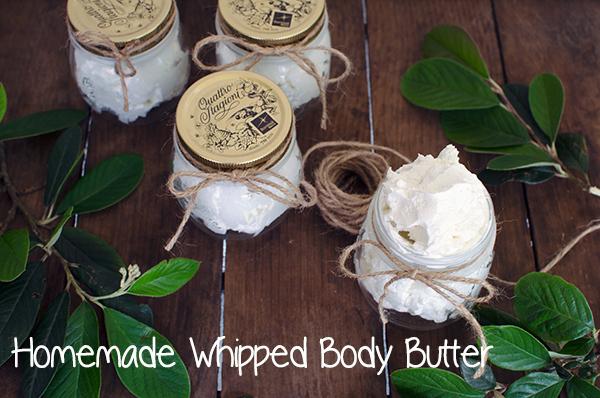 Best of 2014 // Homemade Whipped Body Butter