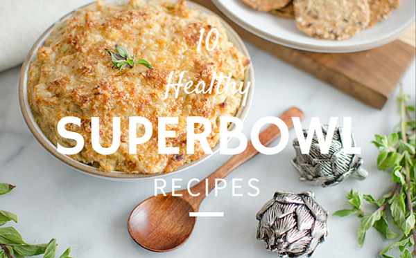 10 healthy superbowl recipes for the big gameday