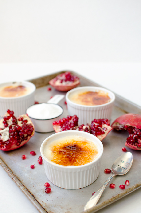 Greek Yogurt Brulee Healthy Breakfast Recipe
