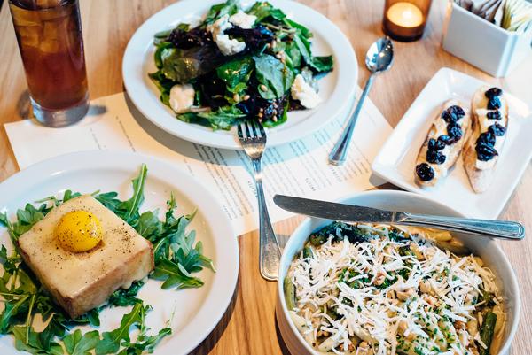 Where to eat in Rittenhouse Square // Tria Philadelphia