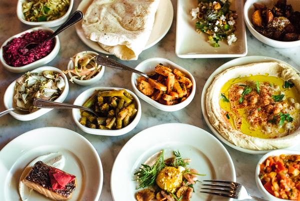 Best food in Philadelphia // Zahav Israeli Restaurant