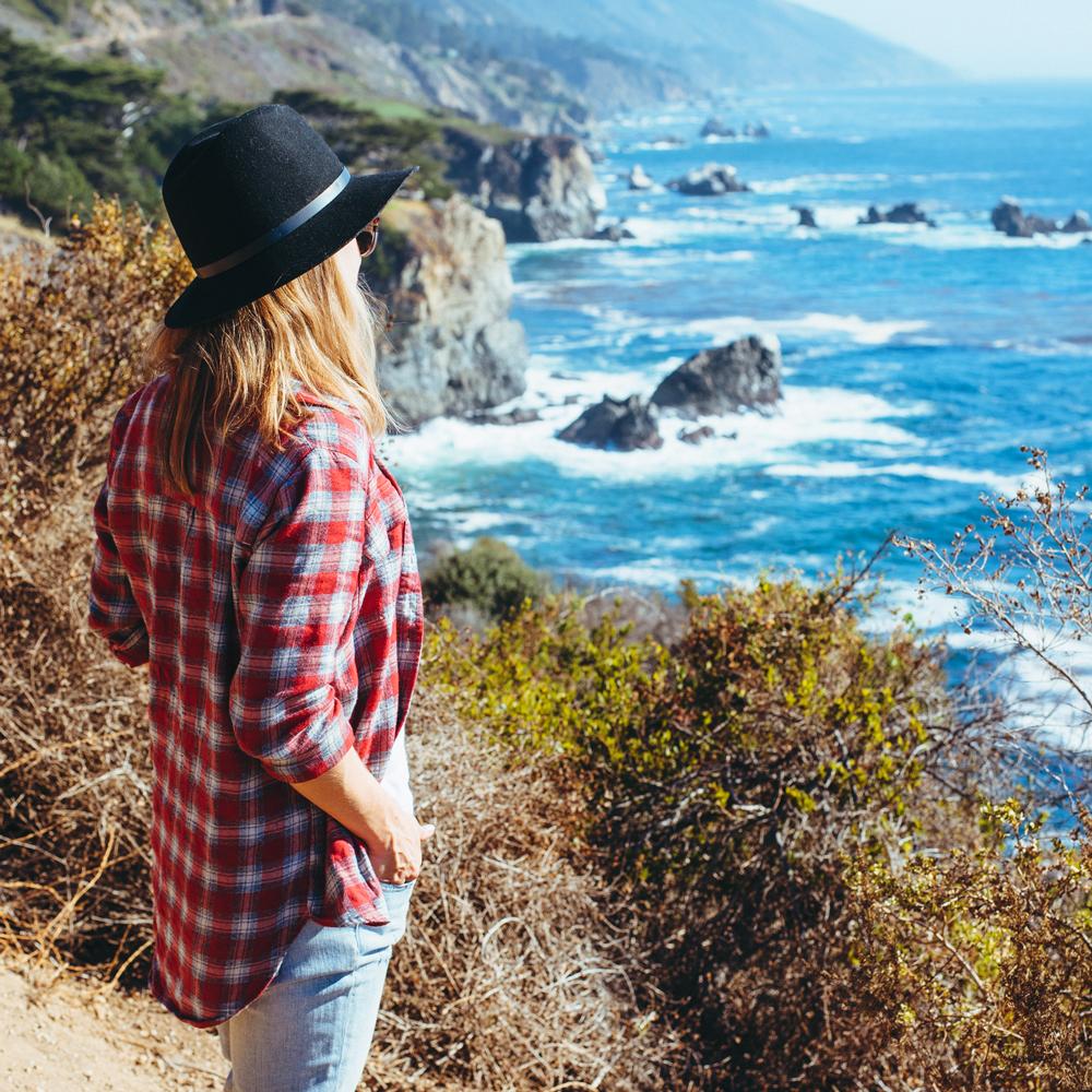 California Bay Area Road Trip Ideas - Highway One