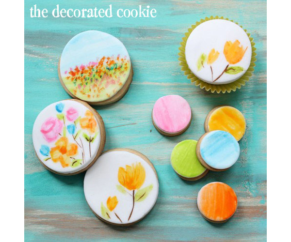 How to Make Edible Food Paint and Ideas for How to Use It!