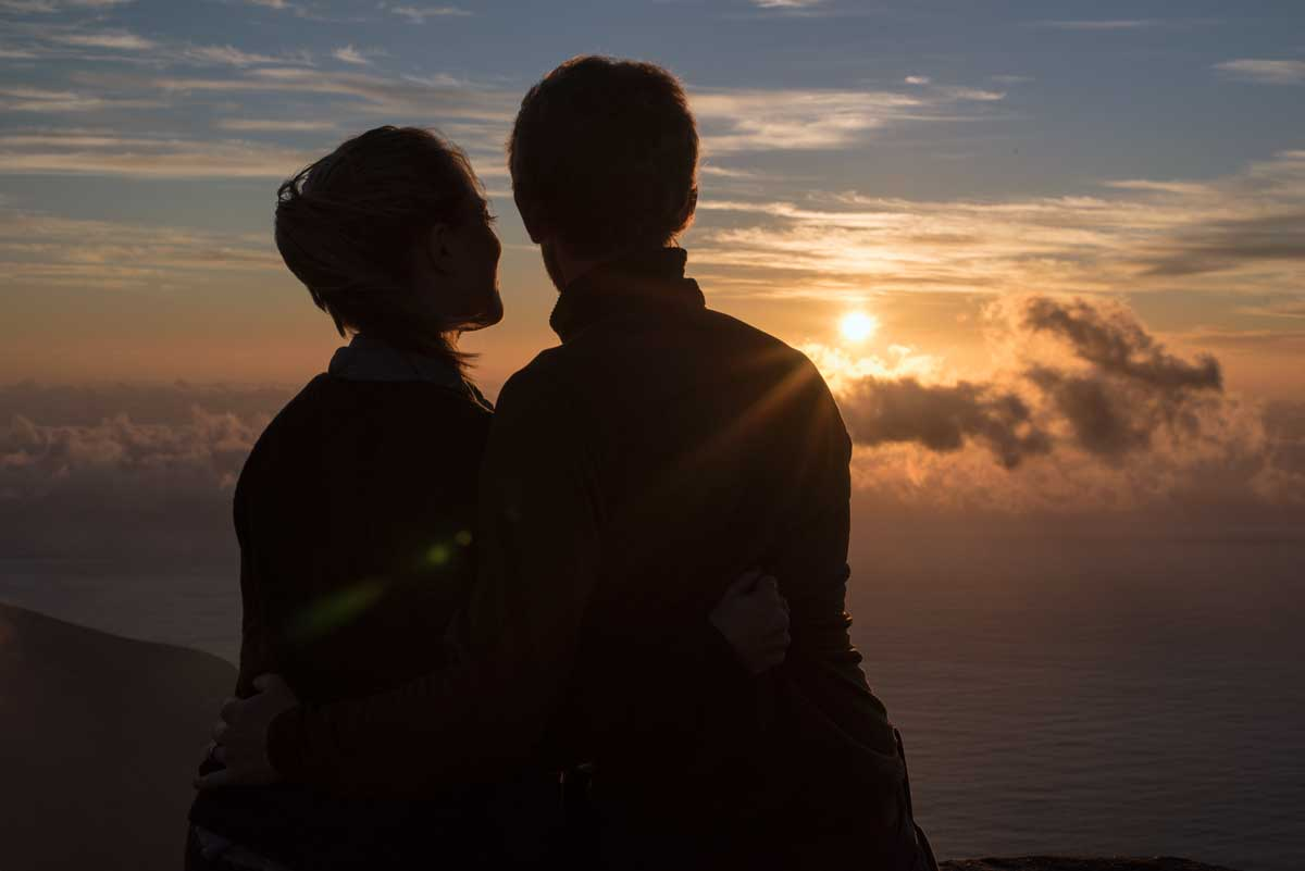 Best Sunset Spots in Cape Town, South Africa - Table Mountain