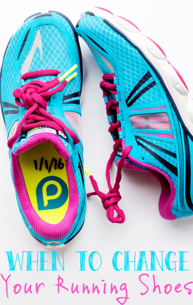 Fitness Tips & Hacks - When to Change Running Shoes